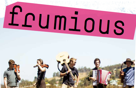 Frumious poster